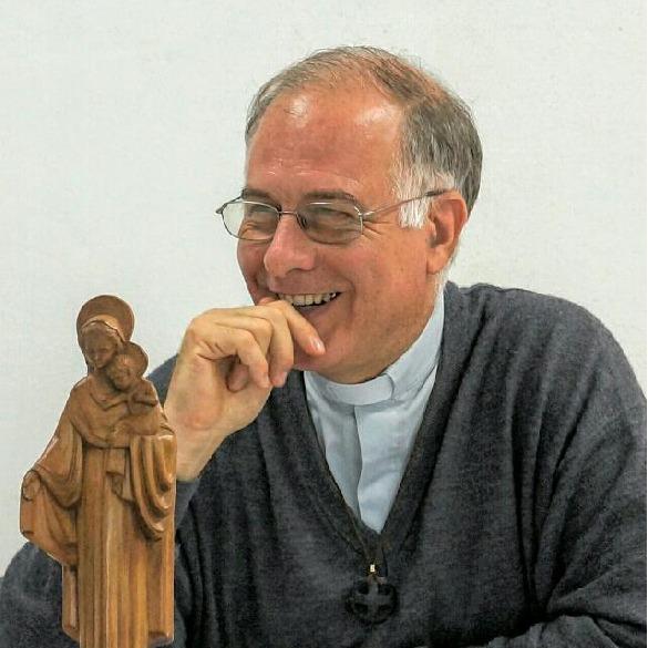 Pe. Bernard Marie de Villanfray
