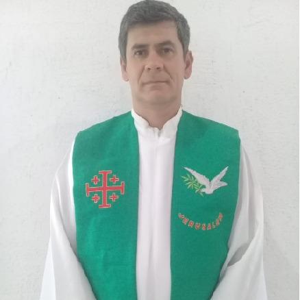 Pe. Marcelo Augusto Monteiro Fachina