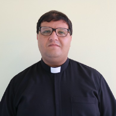 Pe. Márcio Luiz Moreira Moraes