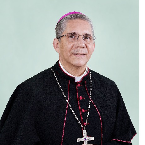 Bispo Diocesano - Dom Luiz Henrique da Silva Brito