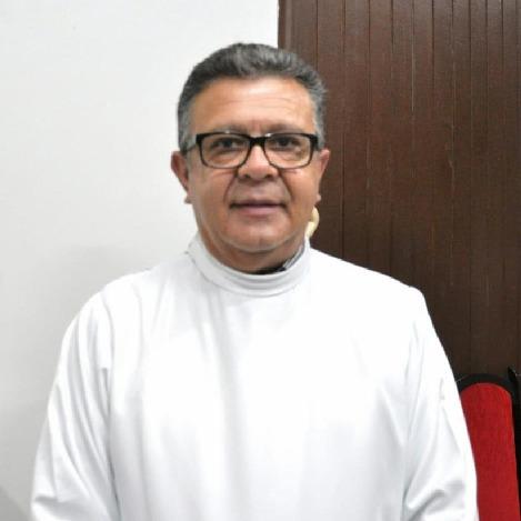Pe. Renê Luiz Paulino de Oliveira. SVD