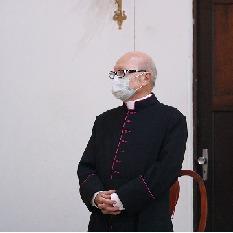 Missa de Apresentação do Monsenhor Sano