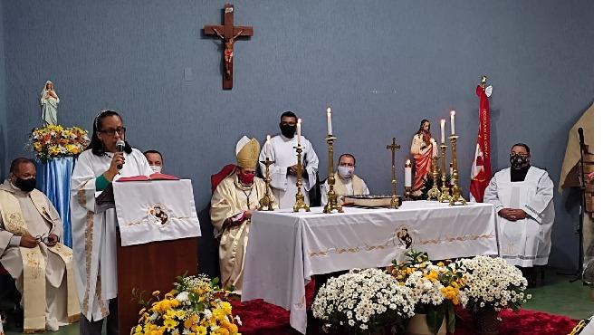 Paróquias Santo Antônio celebram padroeiro