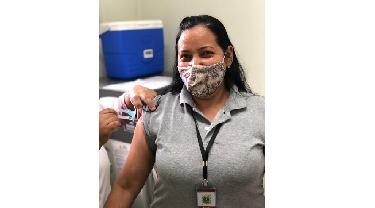 Funcionários da Cúria são vacinados contra a Influenza