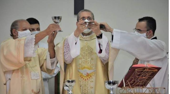 Dedicação da Igreja acontece na Comunidade Nossa Senhora do Perpétuo Socorro