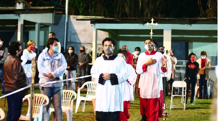 Comunidade São Pedro Apóstolo celebra padroeiro