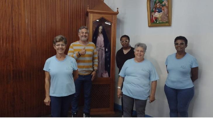 Comunidade Solidária acompanha mais de 100 famílias em Quatis
