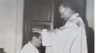 Mês Vocacional: Vocação Sacerdotal- Padre Ernesto Moreira Lamin