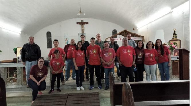 Grupo de Oração em Lídice completa 22 anos