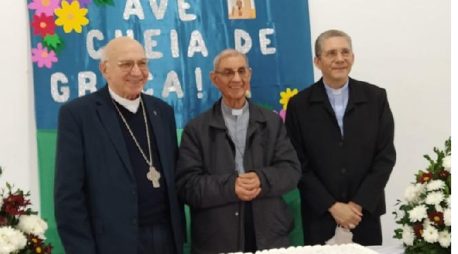 Dom João celebra aniversário de 33 anos de ordenação episcopal