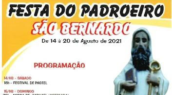 Comunidade São Bernardo se prepara para festejos do padroeiro