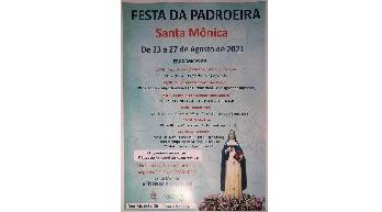 COMUNIDADE SANTA MÔNICA CELEBRA PADROEIRA