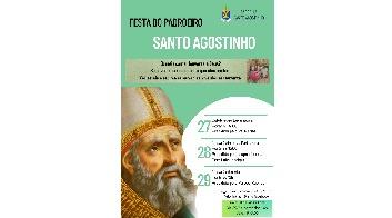 Paróquia Santo Agostinho está em festa