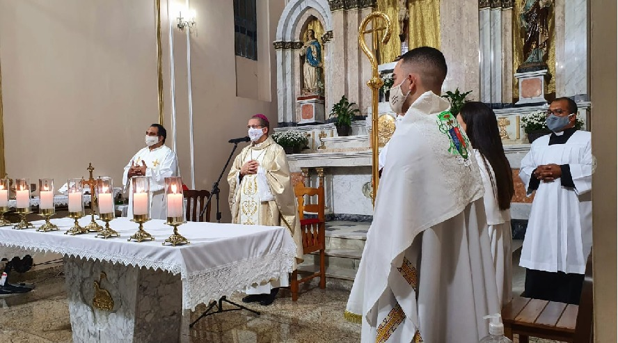 Diocese celebra Dia da Misericórdia