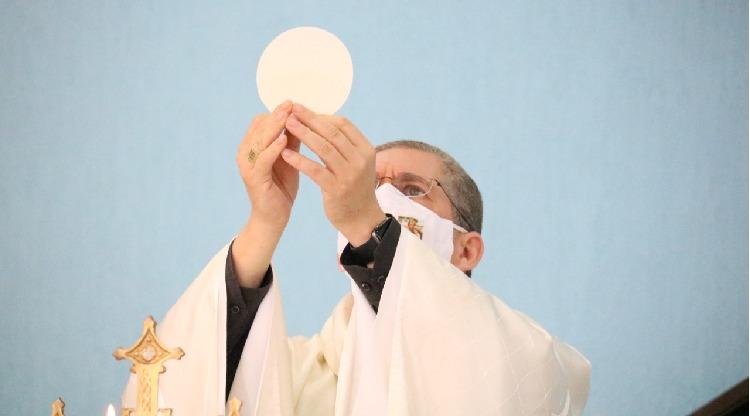 Missas diárias completam 2 anos na Diocese