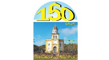 Nossa Senhora da Piedade celebra 150 anos de criação