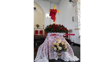 Paróquias Santa Cruz celebram festa da Exaltação