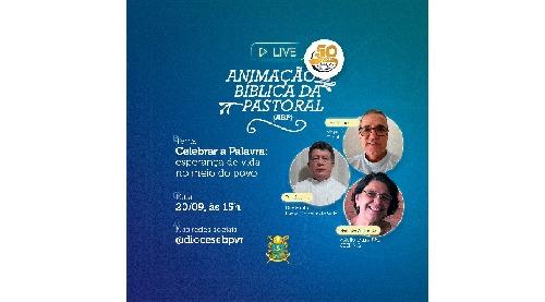 ABP apresenta live sobre o Mês da Bíblia na Diocese