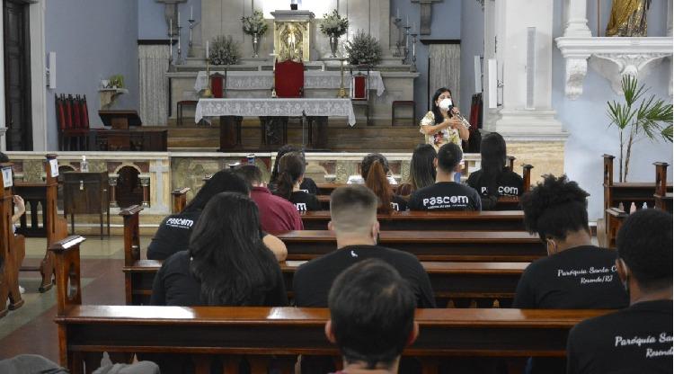 Regional de Resende promove formação para a PASCOM