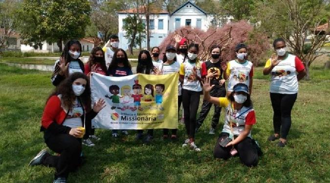 IAM promove ações ambientais com crianças e adolescentes
