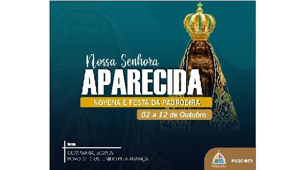 Festa de Nossa Senhora Aparecida em Volta Redonda