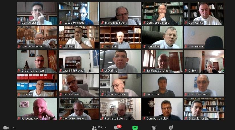 Bispos participam da 58ª Assembleia Geral da CNBB