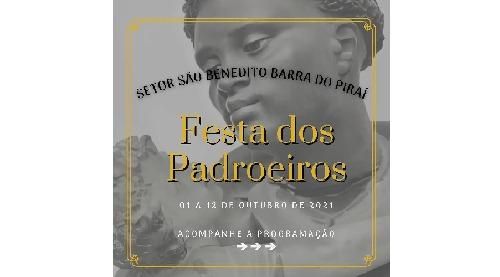 Setor São Benedito- BP se prepara para festa do padroeiro
