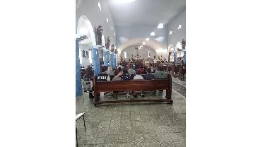 Paróquia Santo Antônio-Lídice promove catequese familiar