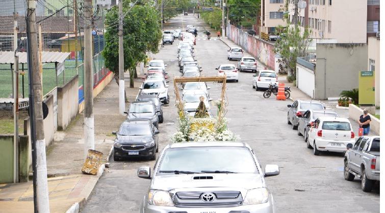 Comunidades Nossa Senhora Aparecida celebram dia da padroeira