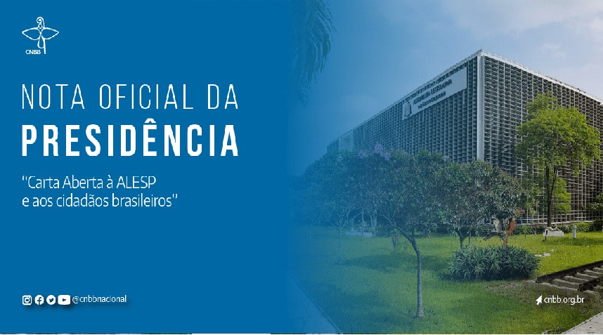 CNBB SAI EM DEFESA DO PAPA FRANCISCO, DO ARCEBISPO DE APARECIDA (SP) DOM ORLANDO BRANDES