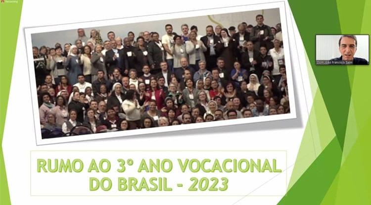 58ª Assembleia Geral dos bispos aprova ano vocacional em 2023