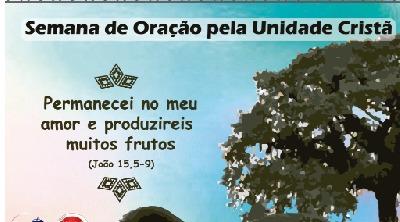 Semana Nacional de Oração pela Unidade Cristã começa dia 16