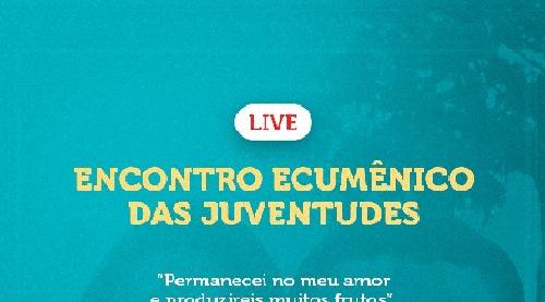 Setor Juventude prepara live ecumênica