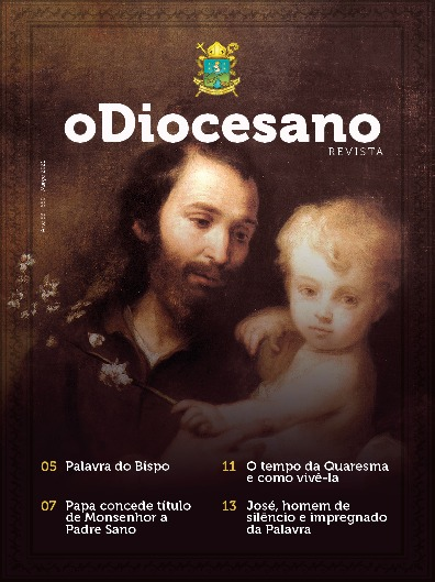 Revista O Diocesano - Março 2021