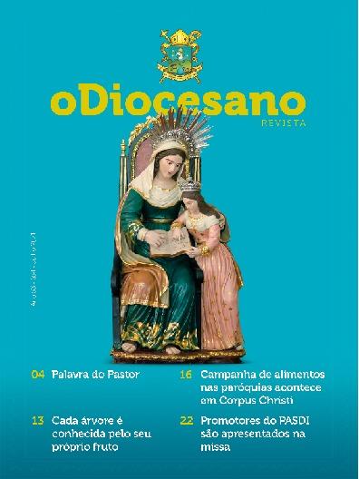 Revista O Diocesano - Julho 2021