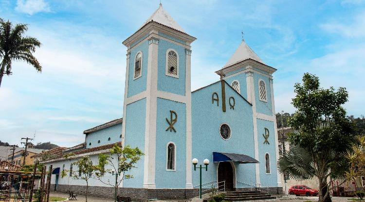 Paróquia Santo Antônio- Lídice