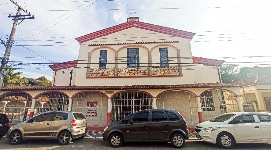 Paróquia São Sebastião e área pastoral de Penedo- Serra de Mauá