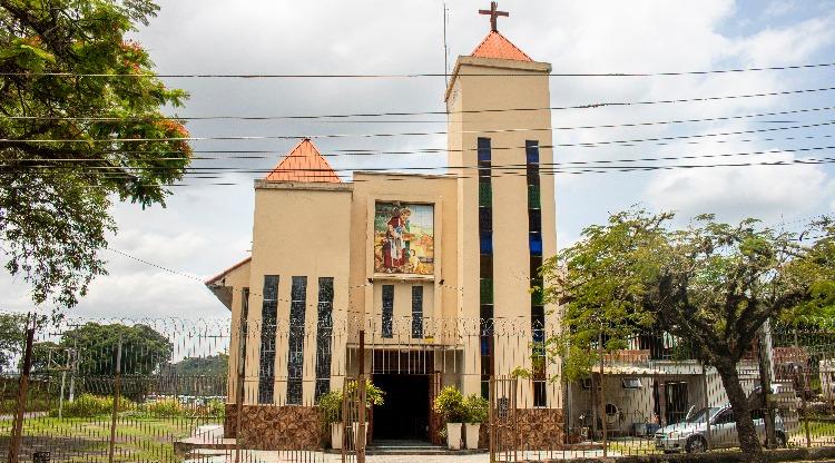 Igreja São José Operário - Barbará