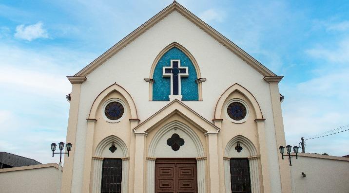 Paróquia Santo Antônio- Barra Mansa