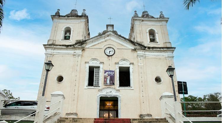 Paróquia de Santana- Piraí